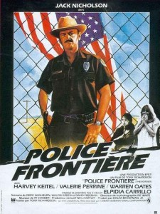 Police frontière