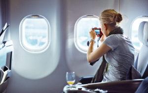 Comment prendre l'avion la première fois ?